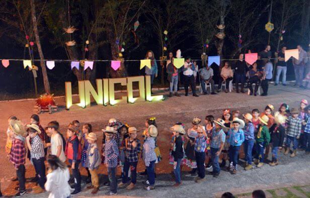 Unicol Machado - Festa Junina